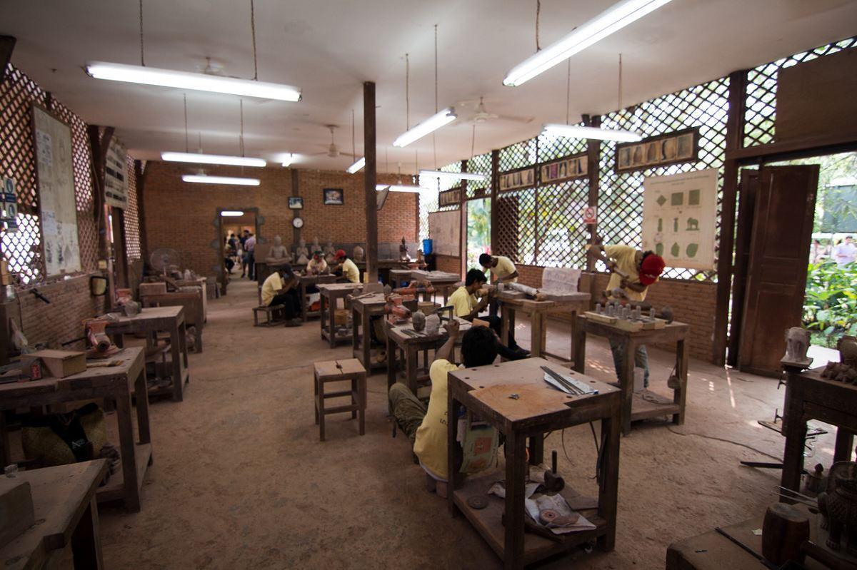 吴哥艺术学校