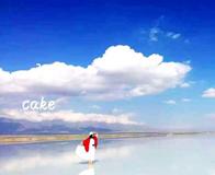 茶卡盐湖旅游视频