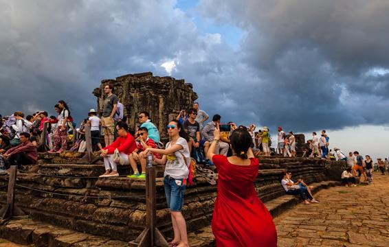 柬埔寨|吴哥窟6日游