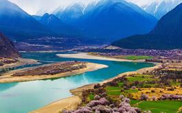 拉萨-林芝-雅鲁藏布大峡谷-日喀则-纳木错全景双卧十一日游