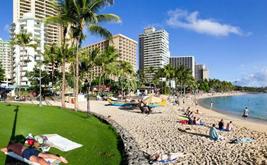 美国东西海岸/夏威夷12日游